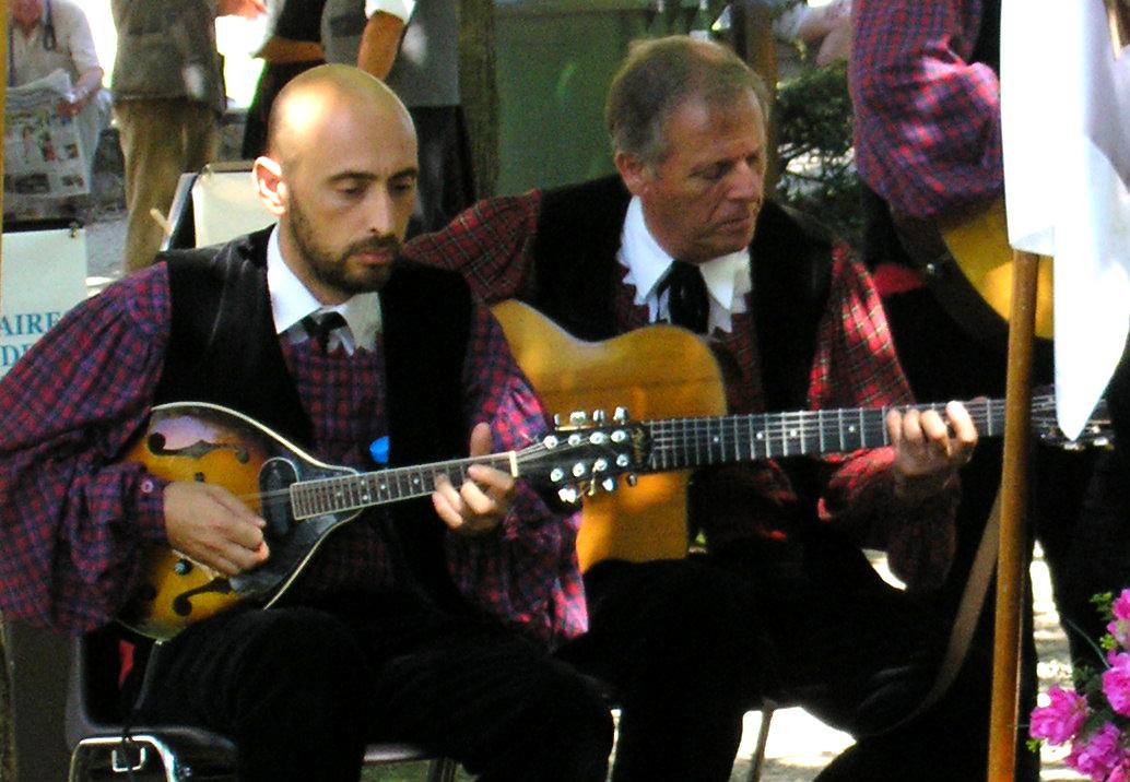Festival 2006 Musiciens Corses