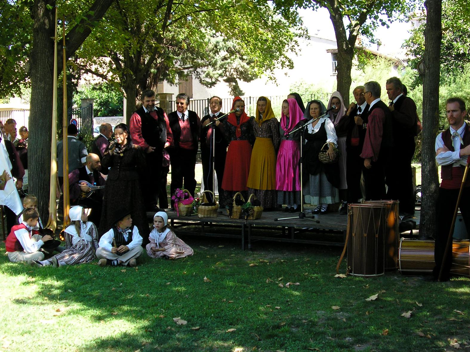 Festival 2006 Corses