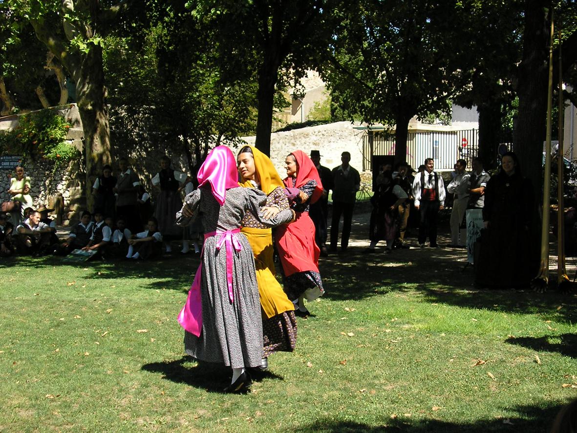 Festival-2006-Corse danse