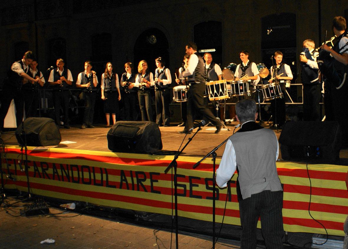 Festival-2009-Bagad-Scene