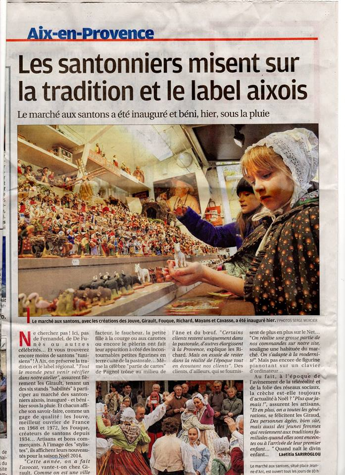 article-la-provence-messe-santonniers-2014
