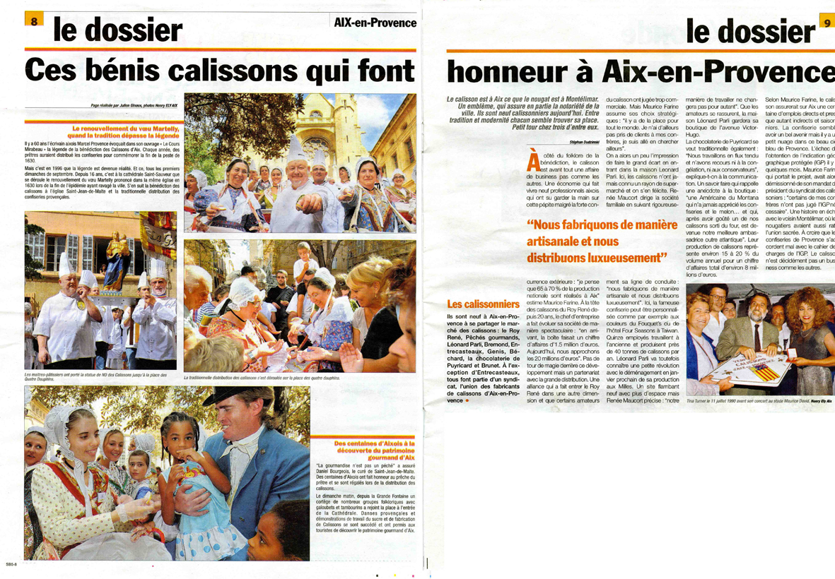 calissons-2011-article-2011