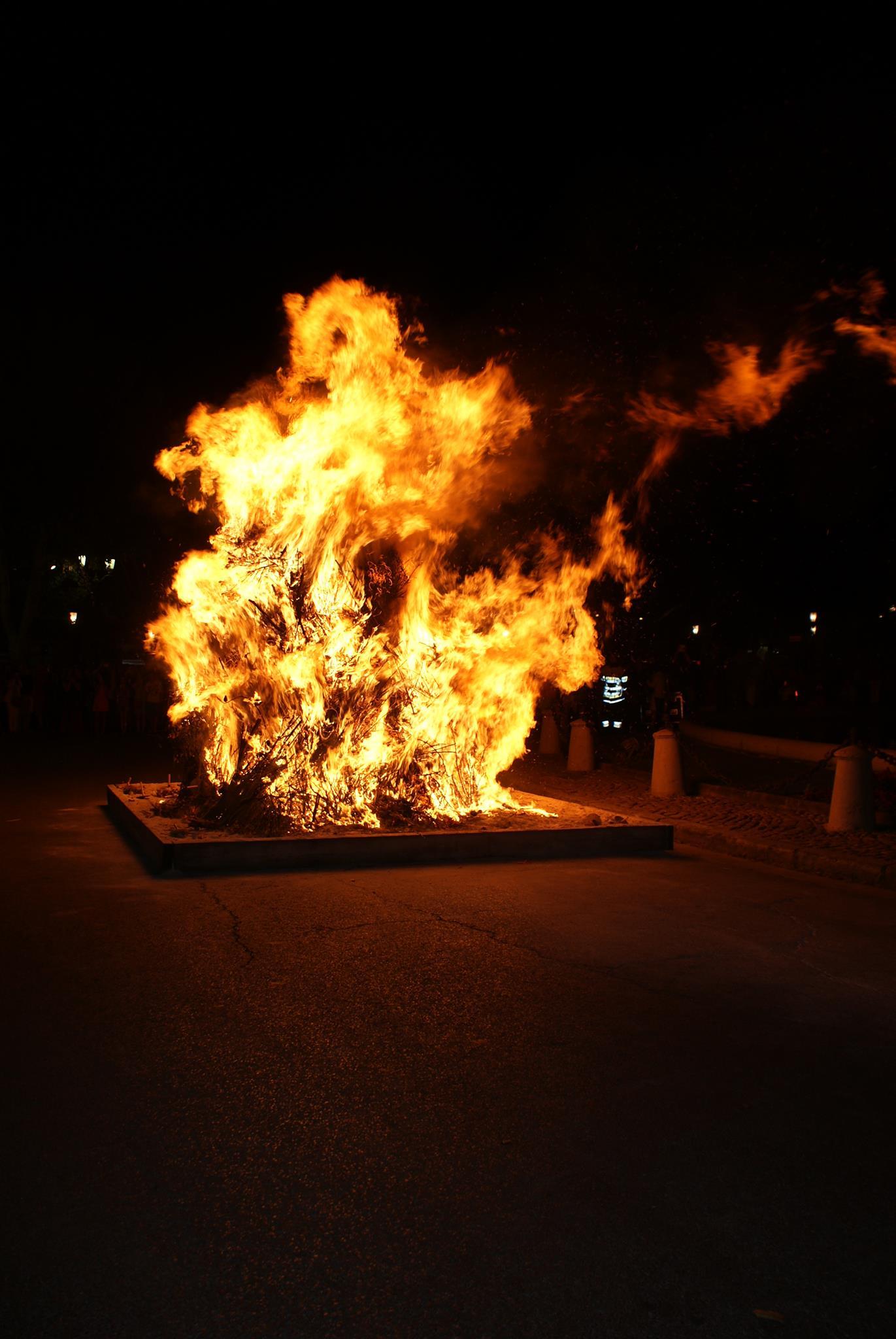 La Flamme de la St Jean