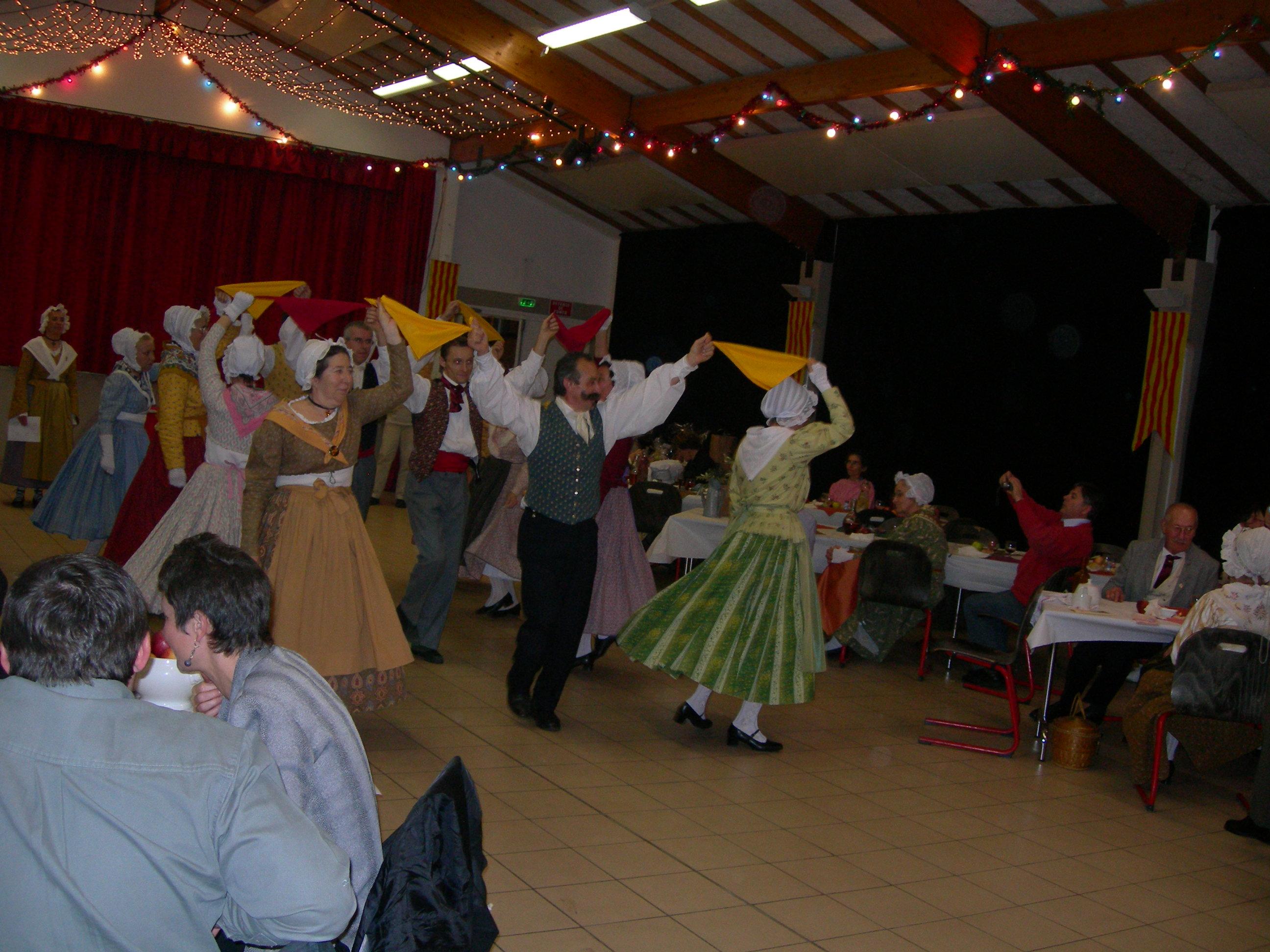 Danse des Foulards
