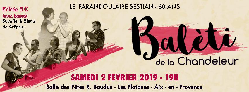 Baleti de la Chandeleur Facebook