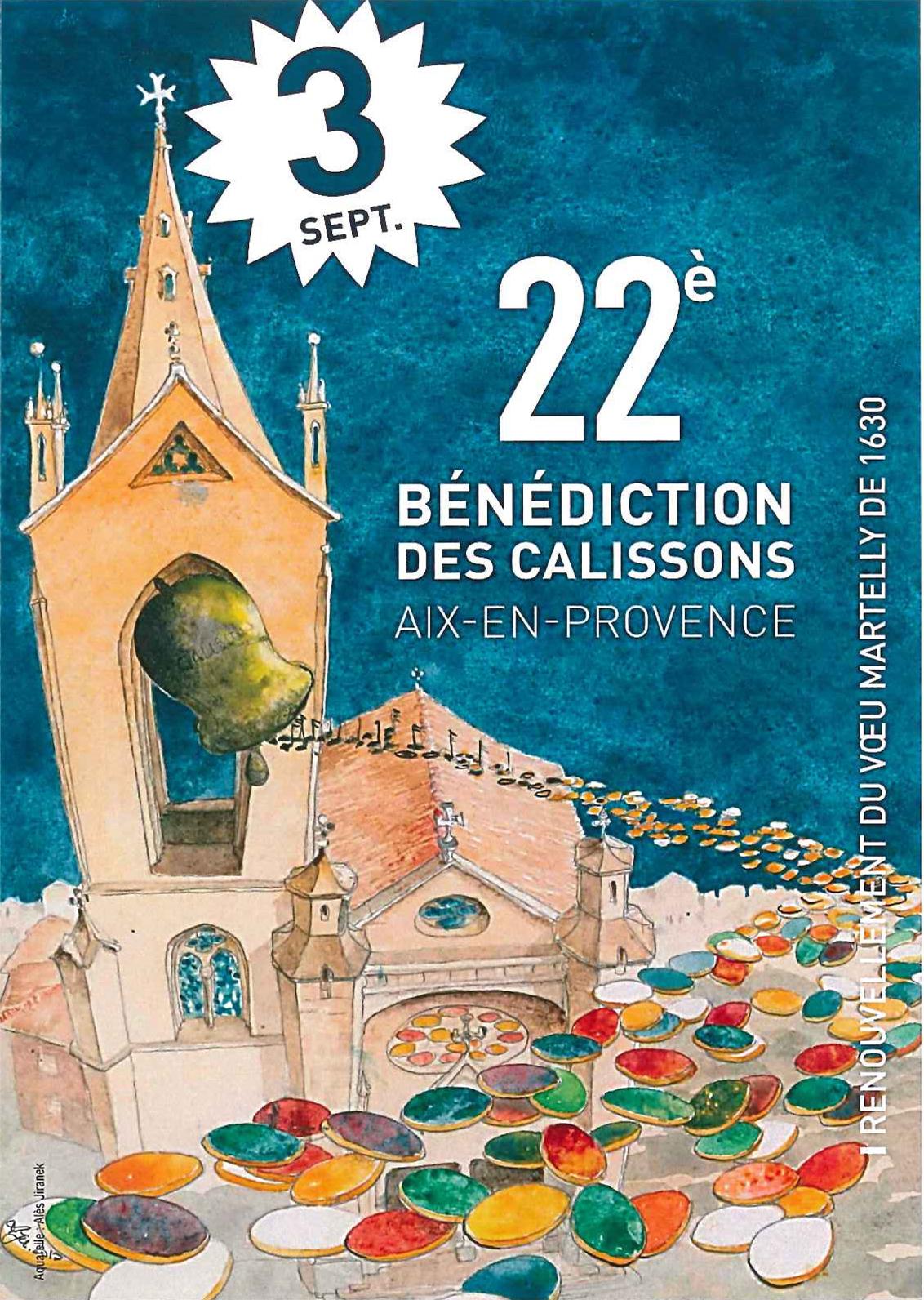 22e Benediction Calissons