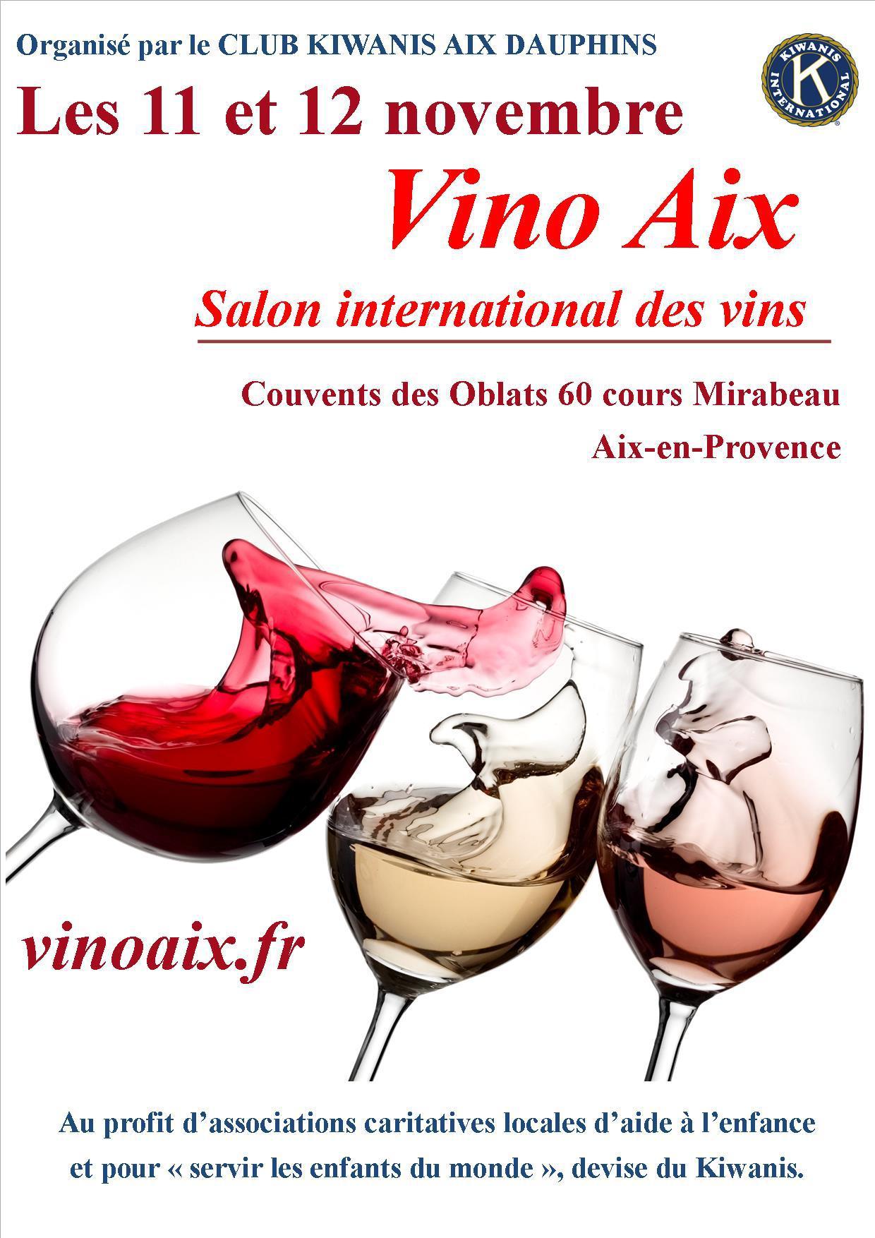 Vino Aix 2017