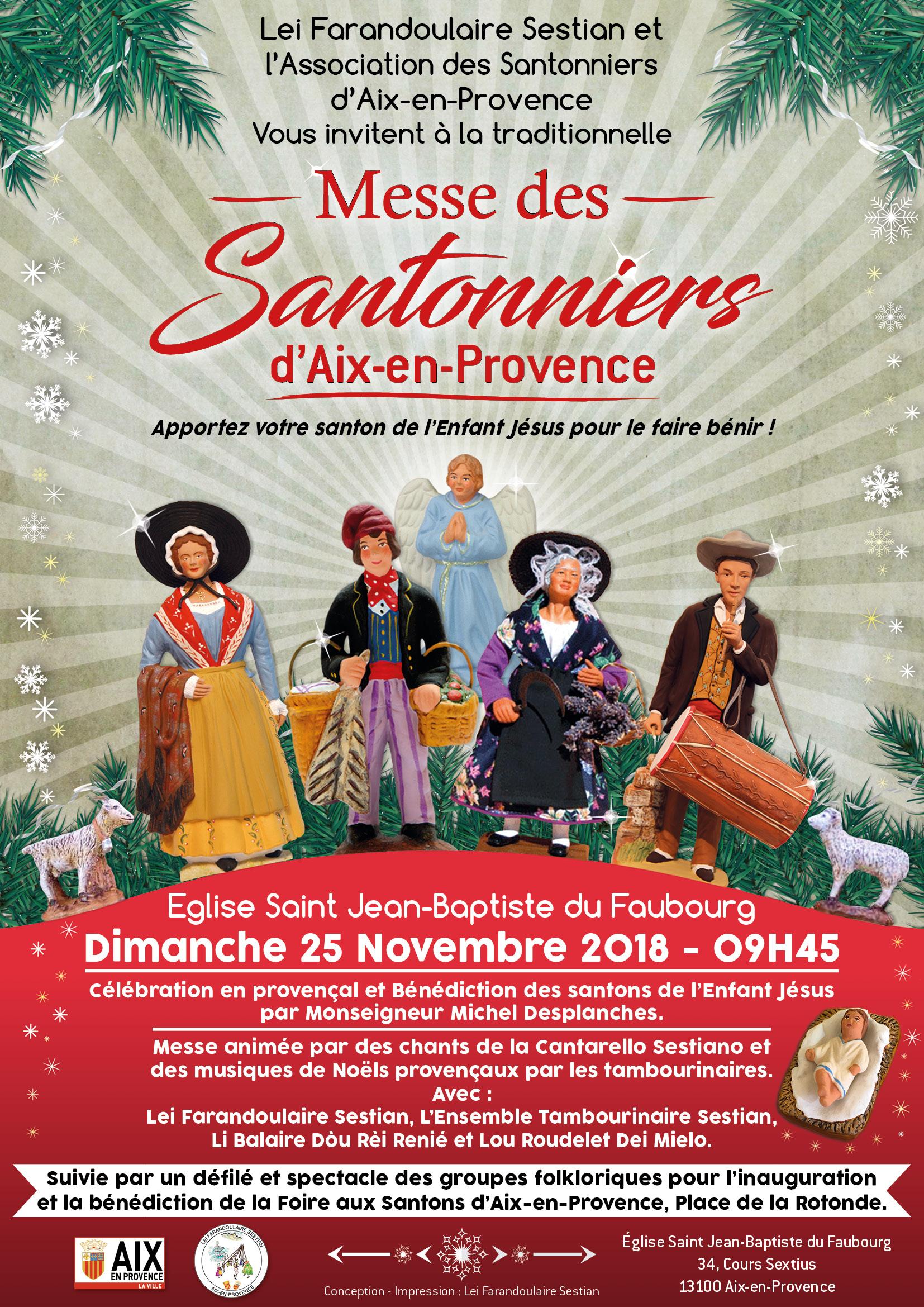 Messe des Santonniers 2018 web