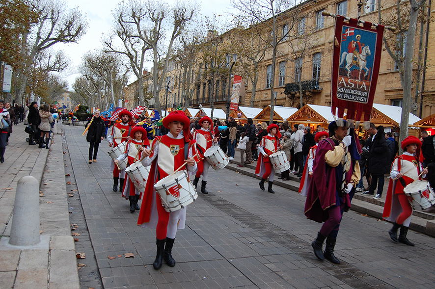Bravade Aix 2014