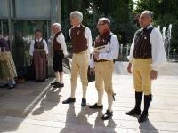 Folklore en Fête - Echange Franco-Suédois