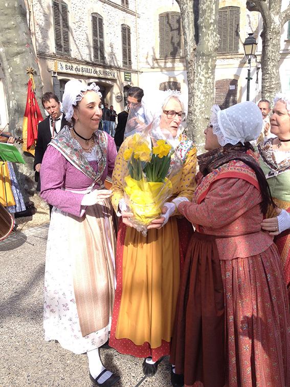 Printemps Provençal Saint Cannat - Aioli 2015