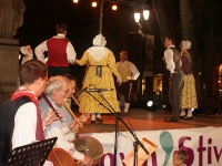 Spectacle du samedi soir - Lei Farandoulaire Sestian