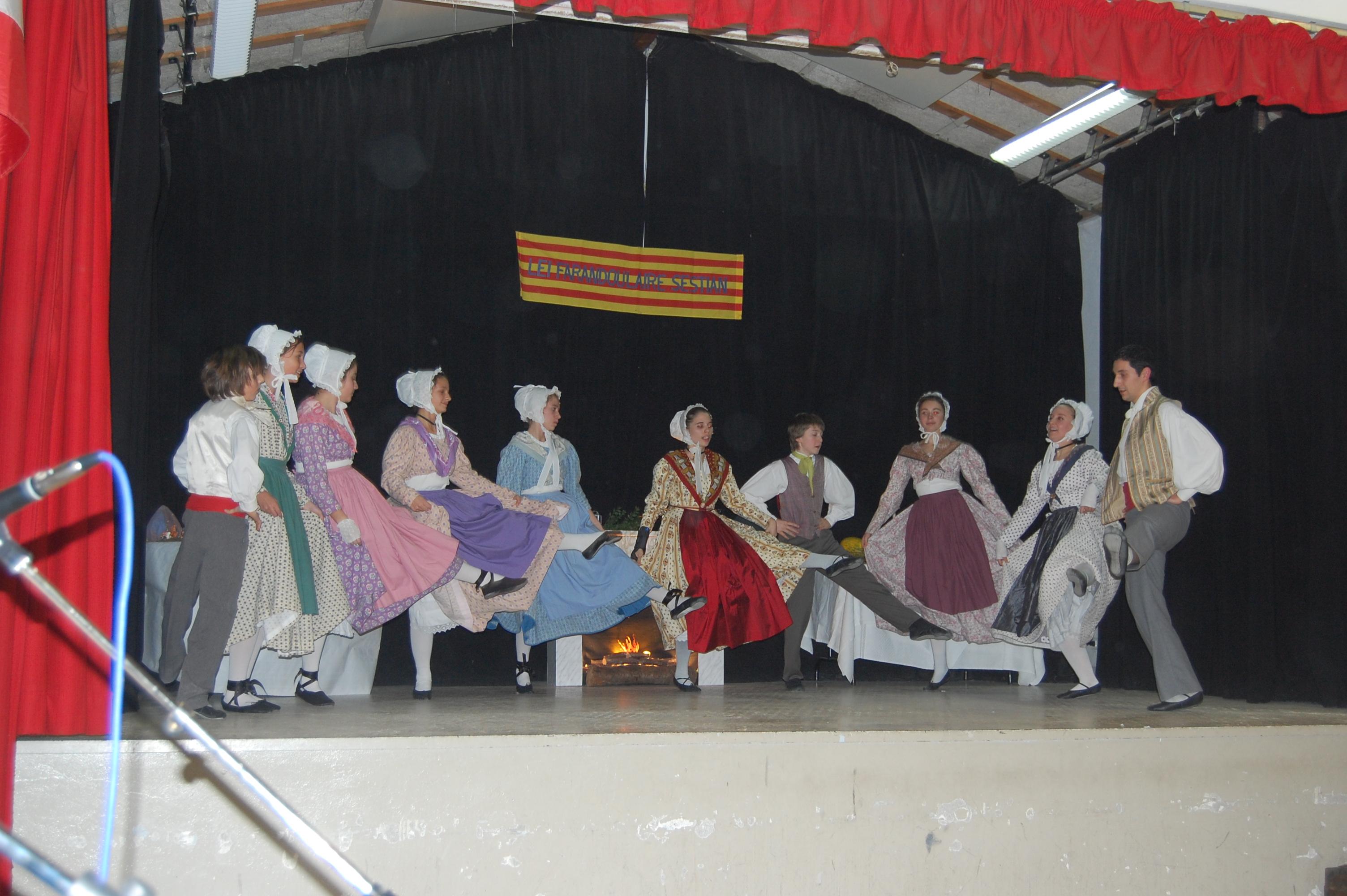 Danse des techniques et section jeune