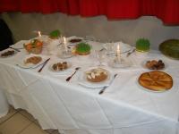 Table des 13 desserts