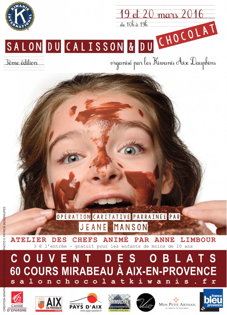 Salon Calisson et Chocolat Aix 2016