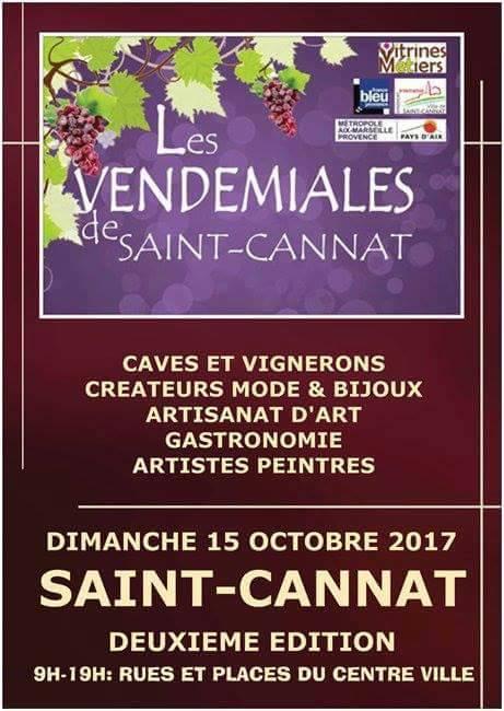 Vendemiales Saint Cannat 2017
