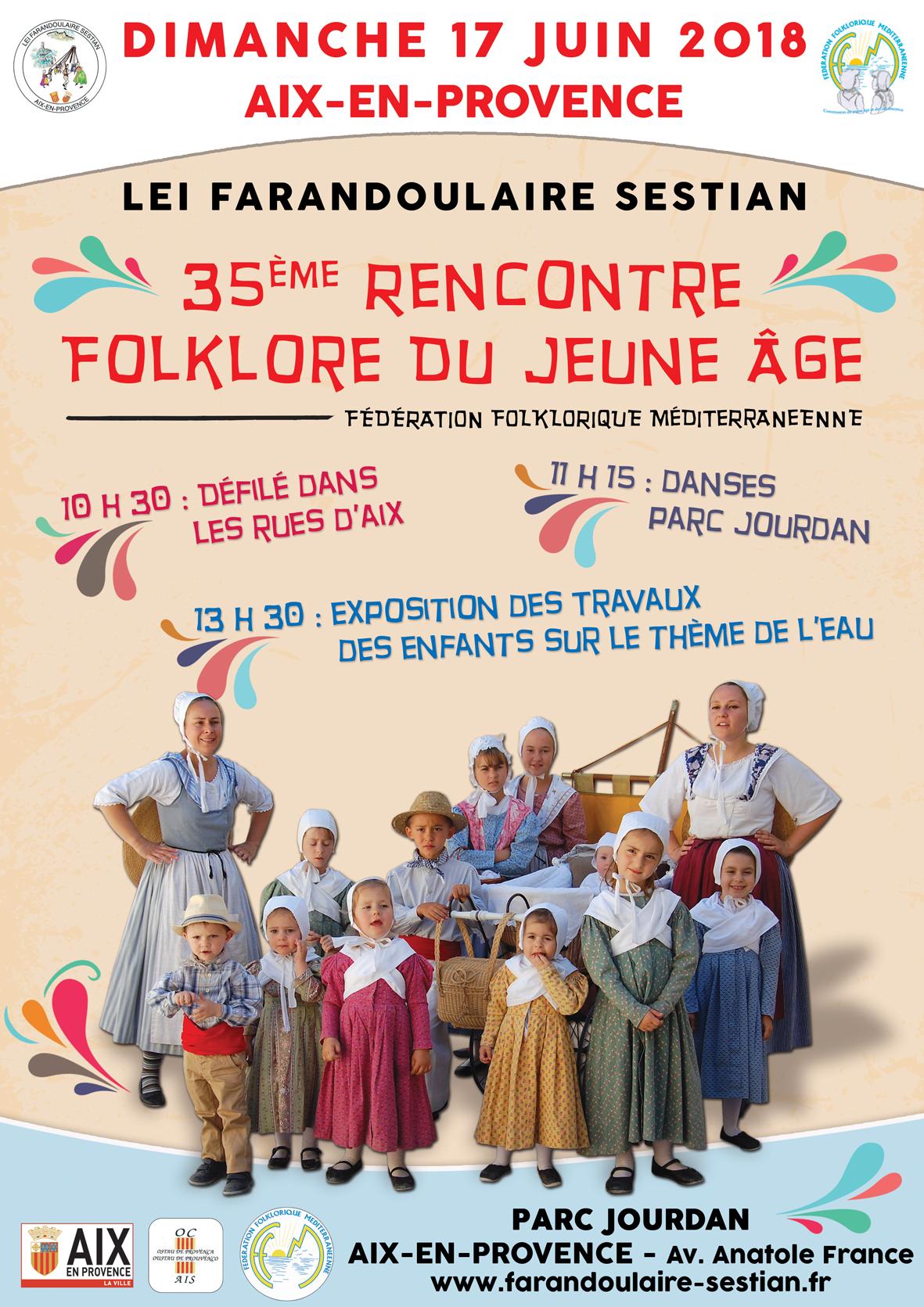 Affiche FJA Aix 2018 Web