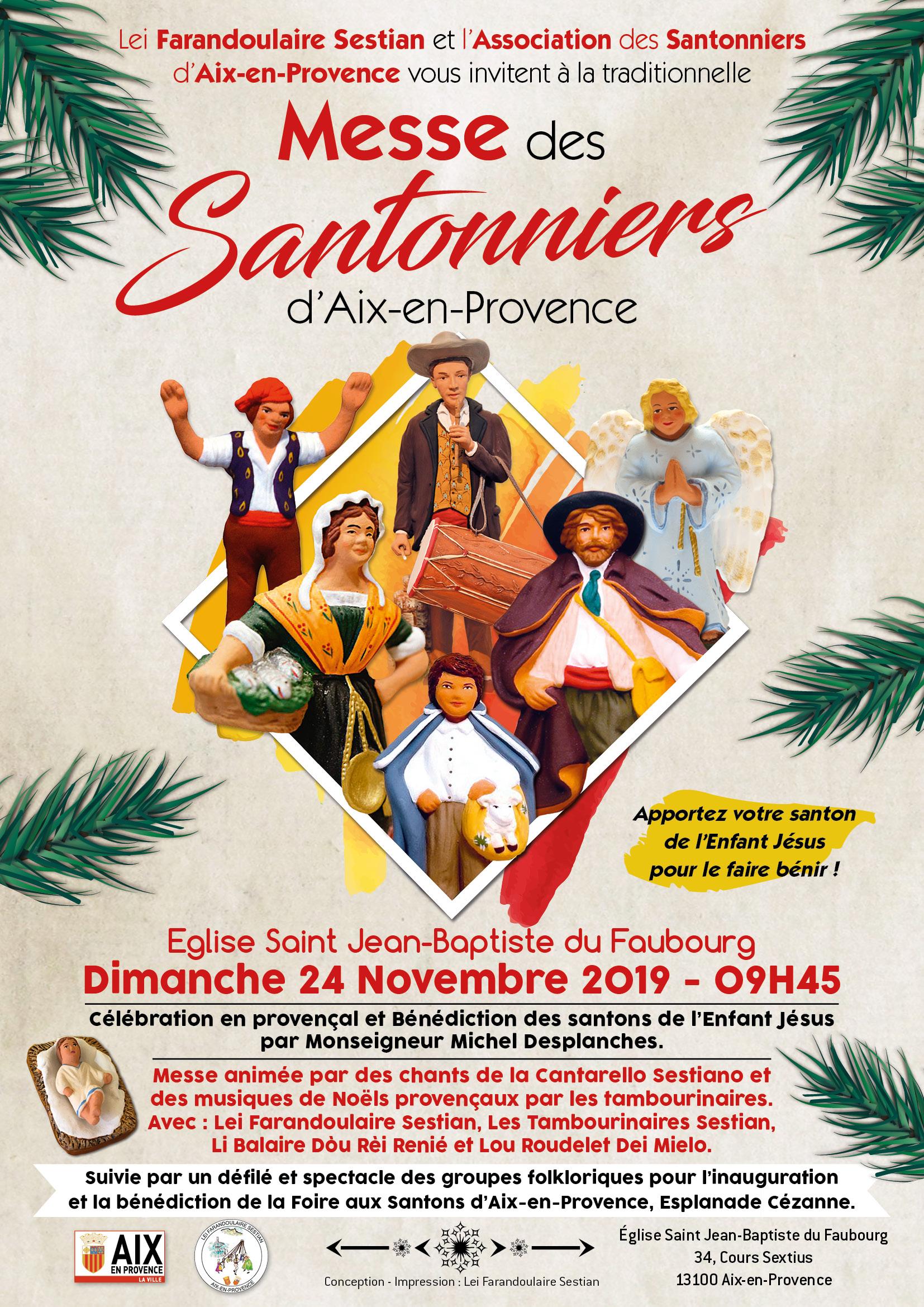 Messe des Santonniers 2019 Web